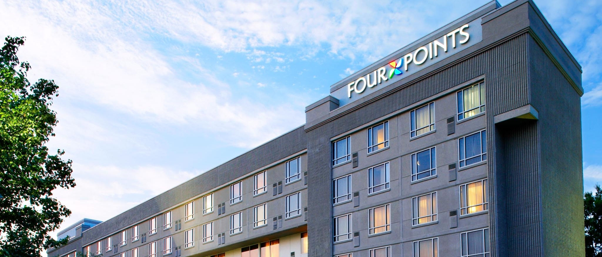 Four Points by Sheraton Charlotte - Hotel Exterior